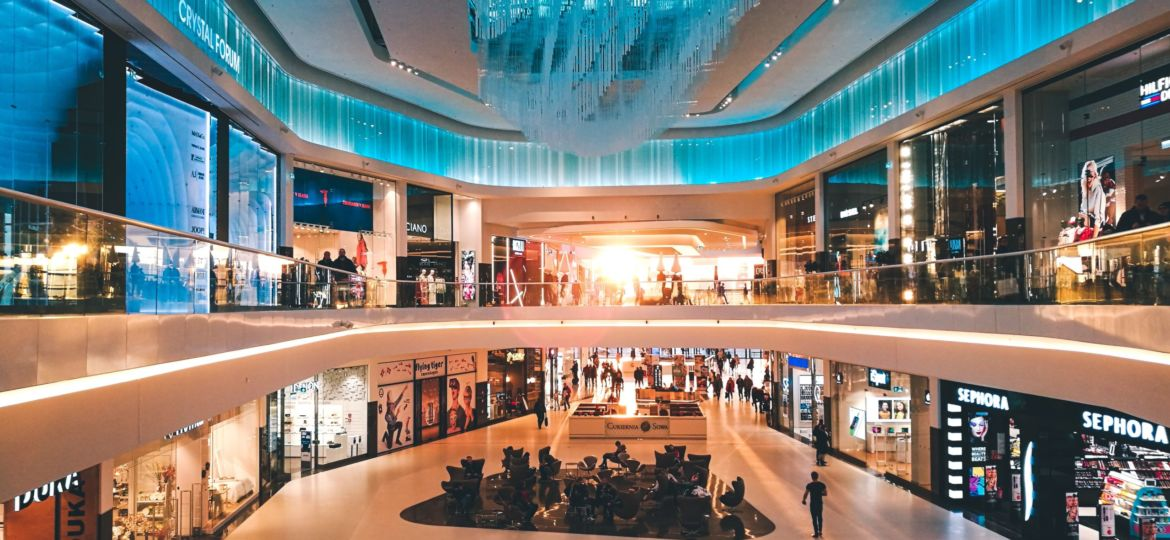 The history of malls