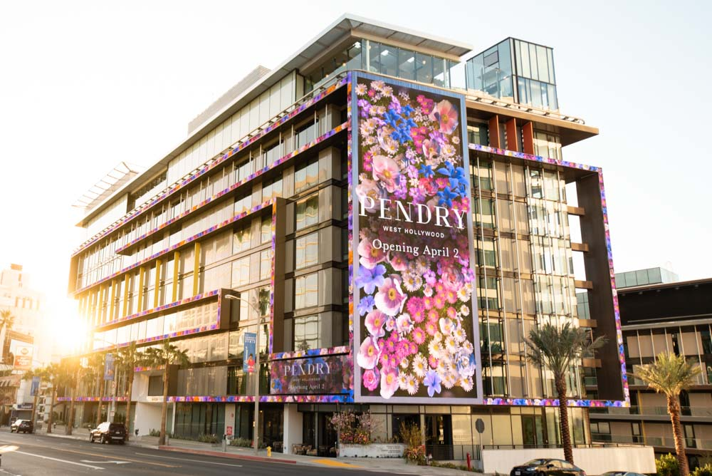 Pendry West Hollywood Grand Opening!