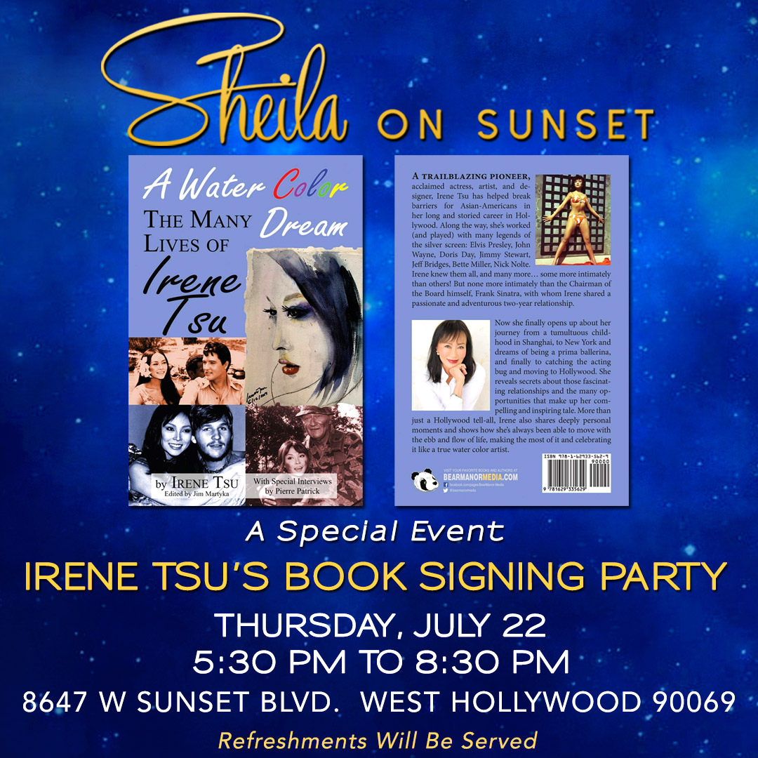 Sheila On Sunset