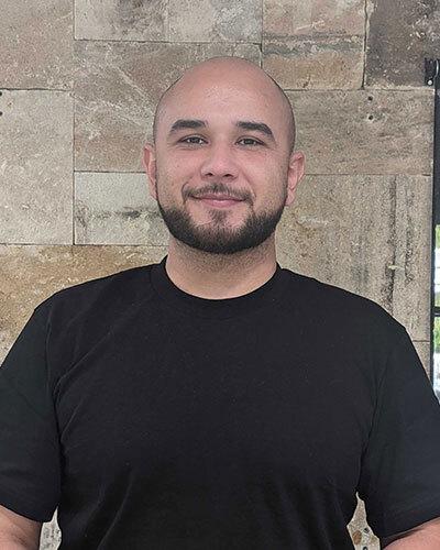 Fidel from Entourage Barbershop