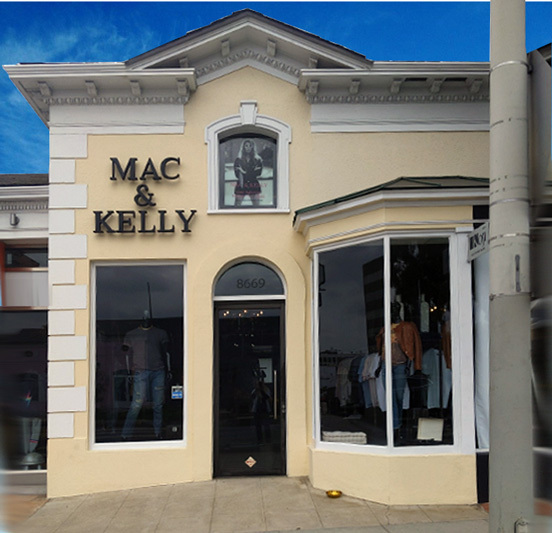 Mac & Kelly